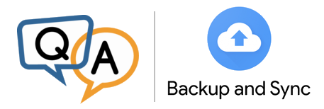 Q & A - Backup and Sync