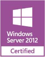 AlwaysUp is Windows Server 2012 Certified (32 & 64-bit)